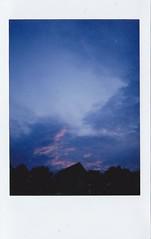 Week 34 ('D a p h n e.) Tags: sky pretty boring week weeks 34 broke 52 instax 52weeksofinstax