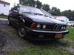 DSCF6023 (foxridgehorse) Tags: 1987 bmw csi 635 635csi 635csidutchess