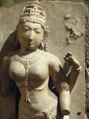 Ambika, the Jain Mother Goddess (The Crow2) Tags: uk england london museum panasonic britishmuseum anglia dmcfz30 mzeum thecrow2