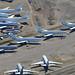 Douglas DC10s - Pinal Air Park