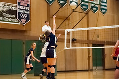 """Girls Varsity Volleyball • <a style=""""font-size:0.8em;"""" href=""""http://www.flickr.com/photos/34834987@N08/13884164312/"""" target=""""_blank"""">View on Flickr</a>"""