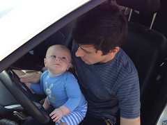 """Paul with Uncle Nic • <a style=""""font-size:0.8em;"""" href=""""http://www.flickr.com/photos/109120354@N07/14015639723/"""" target=""""_blank"""">View on Flickr</a>"""