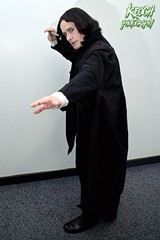 IMG_0431 (Neil Keogh Photography) Tags: male film shirt shoes pants wand harrypotter books videogames fantasy hero scifi cape sciencefiction cosplayer villain magician sorcerer severussnape antihero professorsnape salfordcomiccon2016