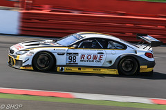 Rowe Racing BMW F13 M6 GT3, Blancpain GT Series, Silverstone 2016 (harrison-green) Tags: auto light white car sport race speed canon outdoor fast sigma racing silverstone bmw vehicle series gt circuit m6 rowe motorsport gt3 2016 f13 blancpain 18250mm 700d