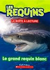 Le grand requin blanc (Vernon Barford School Library) Tags: greatwhites great white whites greatwhite greatwhiteshark greatwhitesharks jaws shark sharks animals marine marineanimals fish underwater undersea languages lote languagesotherthanenglish secondlanguage secondlanguages foreignlanguage foreignlanguages french français vernon barford library libraries new recent book books read reading reads junior high middle school vernonbarford nonfiction paperback paperbacks softcover softcovers covers cover bookcover bookcovers 9781443145558 requins grand requin blanc