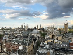 London skyline from 55 Broadway (mikeyashworth) Tags: london westminster westminsterabbey skyline housesofparliament whitehall palaceofwestminster londonskyline 55broadway methodistcentralhall mikeashworthcollection 23may2016