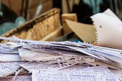 School's out (Paul Henman) Tags: toronto ontario canada handwriting notes sunday photowalk parkdale 2016 topw paulhenman torontophotowalks paulhenmanphotographyca httppaulhenmanphotographyca topwpkdl