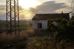 (Fernando Crego) Tags: sunset house abandoned atardecer murcia fujifilm huerta murciana huertamurciana tclx100 x100t