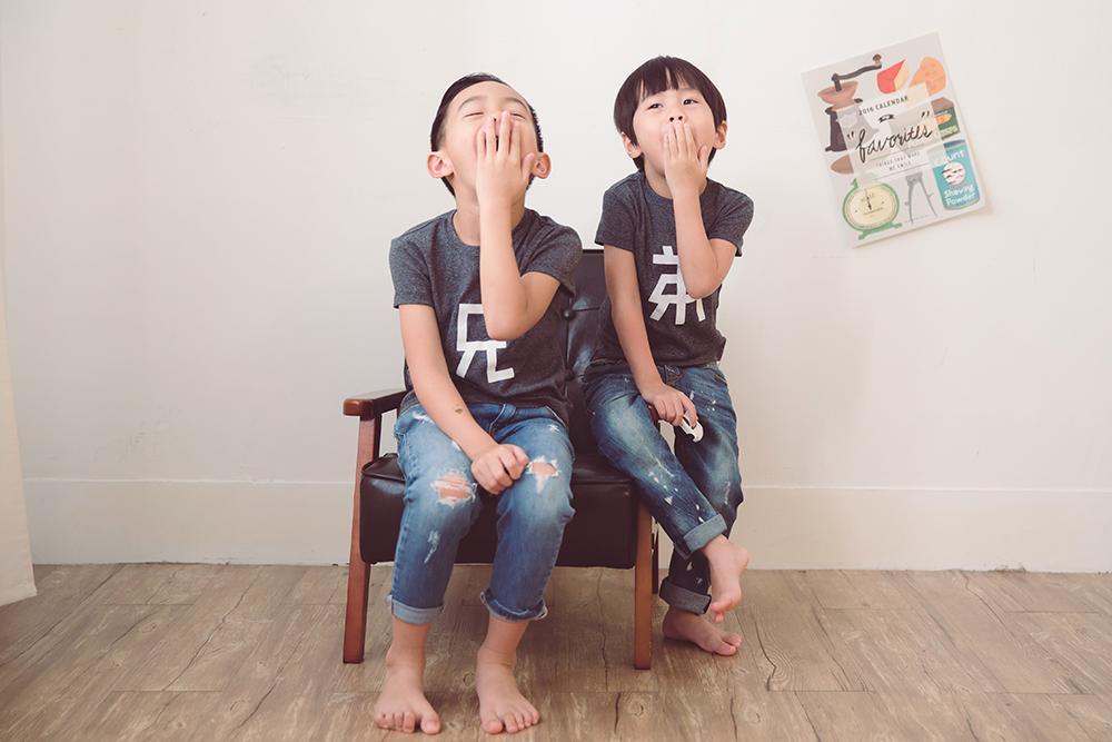 兒童設計服飾plenty
