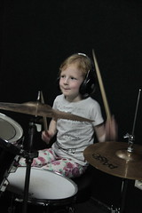 Abby-drumles-508 (leoval283) Tags: percussion abby nora lessons rockschool drummen fruitweg
