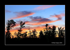 Wilbraham Sunset (Peter Camyre) Tags: pictures school sunset sky sun june clouds swim canon lens photography photo high photographer image 21 massachusetts parking lot peter 5d behind meet regional wilbraham mkiii 2016 phoos minnechaug camyre ef70200f28liiisusm