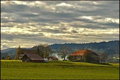 Fermes du Jura No. 02. (Izakigur) Tags: switzerland swiss feel jura neuchatel thelittleprince lasuisse nikond200 cantondeneuchtel izakigur laventuresuisse