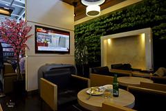 LOT Polish lounge (A. Wee) Tags: airport lounge lot poland warsaw chopin businessclass   lotpolish