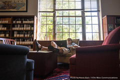 Week in Photos - 11 (Ole Miss - University of Mississippi) Tags: 2016 skb2835 andrewwise study studying library window student graduate relax chill university ms usa