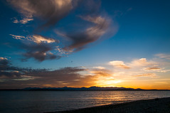 Lincoln Park - Sunset (Valeriy T) Tags: seattle linkolnpark