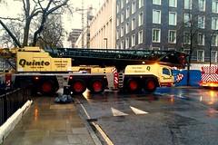 England 2016  London  Crane (Michiel2005) Tags: uk greatbritain england london mobile unitedkingdom britain crane engeland mobiel londen kraan vk grootbrittanni verenigdkoninkrijk
