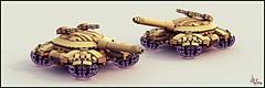 Manticore (Max_Stav) Tags: max tank lego povray moc manticore ldd legography bluerender