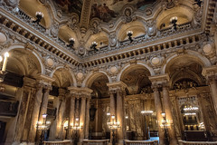 Garnier Grandiosity (eScapes Photo) Tags: paris france parisoperahouse palaisgarnier
