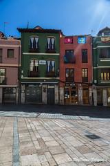 Plaza San Martin de Leon, Castilla y Leon, Espaa. (RAYPORRES) Tags: espaa leon julio 2016 plazasanmartin castillayleon casaleon sanmigueldelcamino