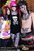 Blood On The Dance Floor and Jeffree Star (AmberVonStar) Tags: star dance blood tour floor vanity von warped hollywood monroe waste jeffree on the dahvie jayy
