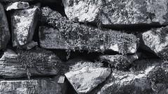 Jumbled Division (spodzone) Tags: light people blackandwhite cold art texture nature wall closeup composite manipulated scotland unitedkingdom argyll space politics places manmade toned contrasts stacked cyanotype gbr digikam taynuilt shapeandform inverawe enfuse rawtherapee patternoflight darktable ecologyenvironmentinteraction mankindnature