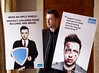 Westlifes Mark Feehily, pictured in the Westbury Hotel in Dublin helped launch the first ever ISPCC Anti Bullying Awareness week in Ireland. www.ispcc.ie.Photo:Leon Farrell/Photocall Ireland.