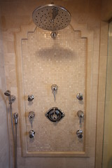 Luxury Shower (jamesjustice_06) Tags: tile shower faucet customshower showerfixtures