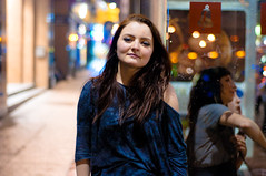 3am, Kate #2 (Robyn Ramsay) Tags: life uk portrait people night drunk person scotland nikon europe glasgow drinking documentary alcohol 3am d90 nikond90 wwwflickrcommissramsay