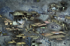 (Artypixall) Tags: texture peru lima urbandecay slum