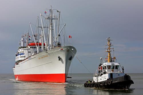 barco ship vessel cargo tug navio schlepper remolcador capsandiego museumsschiff museumship imo5060794 taucherowulf3 imo5419244