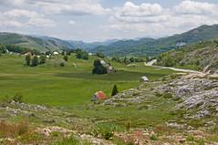 between avnik and abljak (Tschechoslowakische Ausschussware) Tags: bike bicycle mediterranean fahrrad montenegro balkan mittelmeer abljak avnik