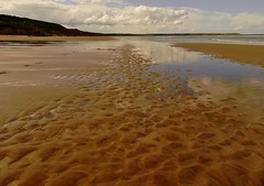 Reighton sands (jasonmgabriel) Tags: sea beach sand reighton