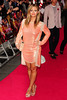 Hayley McQueen at the UK premiere of 'Katy Perry Part Of Me' held at Empire Cinema Leicester Square London, England