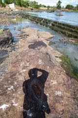 Águas Secas - Rio Longá (Marcus Bevilaqua) Tags: rio água fuji natureza vida barragem cerrado barras seca pedra rios piripiri pedras piauí teresina viçosa riacho piracuruca hs10 riachos barragens