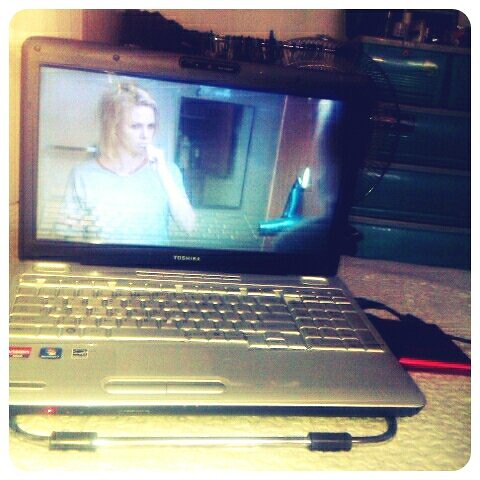 Movie Time! --- watching Young Adult ;)