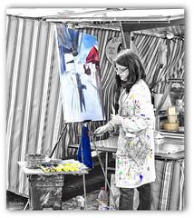 1124 Pintura (Ricard Gabarrs) Tags: arte acuarela obra pintor pintura pintar cuadro oleo pintora ricardgabarrus