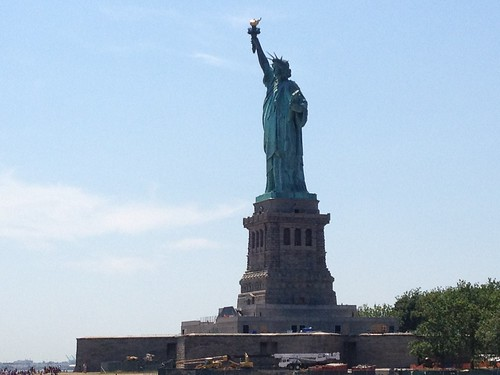 Statue of Liberty by Sue Waters, on Flickr