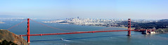 San Francisco Golden Gate (Luiz Felipe Castro) Tags: california bridge panorama usa america golden bay us gate san francisco photographer united states luizfelipecastro luizfelipedasilvadecastro