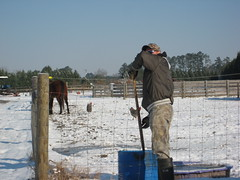 Pictures of our dearest friend Dwain (Pictures of the Ranch) Tags: dwain sunbest sunsnow