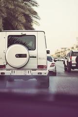 ~ (  Musfirs) Tags: mercedes benz saudi arabia riyadh g55 amg ksa