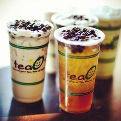 Student Week last day, enjoy our tea if you didn't have it yet (TeaO&Crepes) Tags: square thailand bubbletea tea drink bangkok boba rise taiwanese pearltea pearlmilktea ngamwongwan teao iphoneography