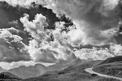 Stradina (cesco.pb) Tags: alps canon cielo sentiero alpi montagna dolomites dolomiti montains stradina valdifassa fuciade paledismartino passospellegrino efs1855mmf3556is canoneos1000d