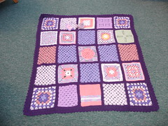 Thanks to pippa-anne for assembling. Thanks to everyone for contributing squares for this beauty! (MRS TWINS/SIBOL 'Sunshine International Blankets) Tags: squares elderly blankets sibol