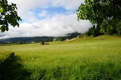 clouds (Wolfgang Binder) Tags: trees sky alps grass clouds austria nikon carinthia landsacpe d7000
