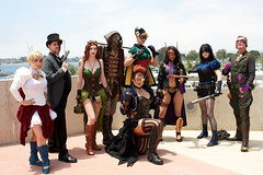 SDCC: DC SteamPunk (ittoku.lee) Tags: california book dc san comic cosplay character diego center cc sd entertainment convention universe con sdcc