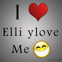 I love elli ylove me (FaisalGraphic) Tags: love me design faisal  comedic ylove  alghamdi faisalgraphic  faisalalghamdi iloveelligloveme iloveelliyloveme