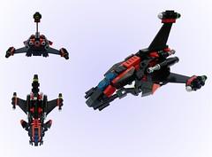 spyrius (Rogue Bantha) Tags: lego evil mini micro spyrius