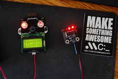 Weekend Projects (jediguy_bob) Tags: electronics soldering mrroboto sparkfun tinycylon