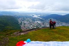"""Learn To Fly"" - Bergen, Norway (chrischarlescook) Tags: yahoo:yourpictures=happiness yahoo:yourpictures=yourbestphotoof2012"