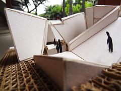 Estrechar (Boris Forero) Tags: architecture ecuador models maquetas arquitectra diseñoarquitectónico uees borisforero melissayánez